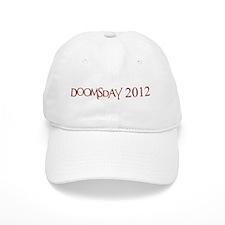 doomsday2012-transparency Baseball Cap