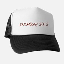 doomsday2012-transparency Trucker Hat