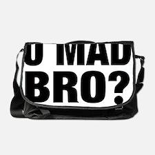 U MAD BRO Messenger Bag