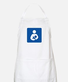 International Breastfeeding BBQ Apron