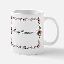 Kiddo Christmas Card Inside Mug