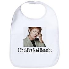 Could've Had Borscht Bib