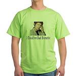 Could've Had Borscht Green T-Shirt