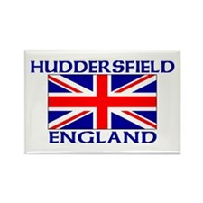 Funny Huddersfield Rectangle Magnet