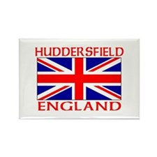 Unique Huddersfield Rectangle Magnet