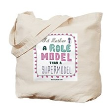 tee shirt role model Tote Bag