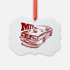 Mad Max Ornament