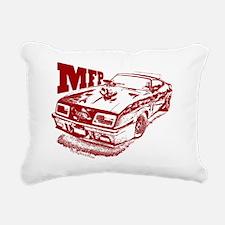 Mad Max Rectangular Canvas Pillow