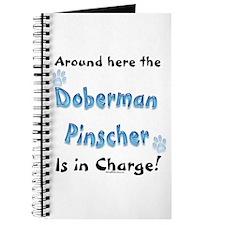 Doberman Charge Journal