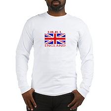 Cute Hull united kingdom Long Sleeve T-Shirt