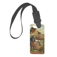 ourfather1 Luggage Tag