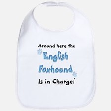 English Foxhound Charge Bib