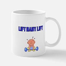 Lift Baby Lift Mugs