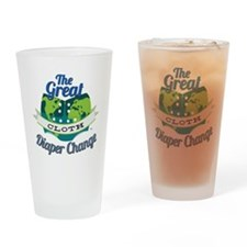 Great Diaper Change Final Logo_SM_n Drinking Glass