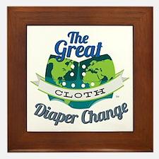 Great Diaper Change Final Logo_SM_no b Framed Tile