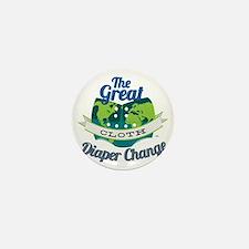 Great Diaper Change Final Logo_SM_no b Mini Button