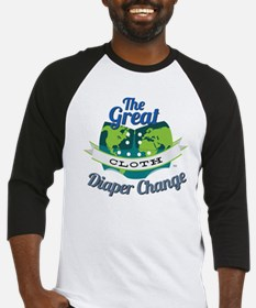 Great Diaper Change Final Logo_SM_ Baseball Jersey