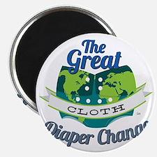 Great Diaper Change Final Logo_SM_no b.. Magnet