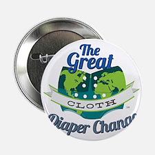 """Great Diaper Change Final Logo_SM_no  2.25"""" Button"""