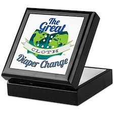 Great Diaper Change Final Logo_SM_no  Keepsake Box