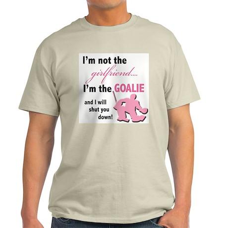 Not the Girlfriend Light T-Shirt