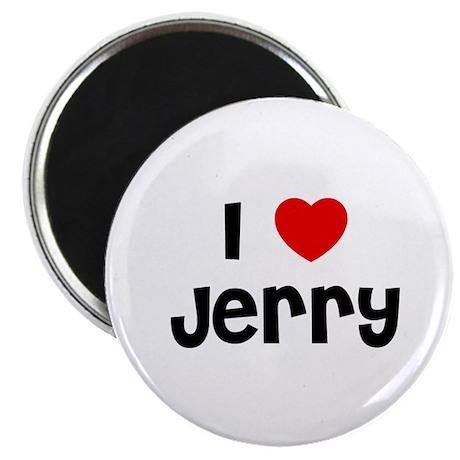 "I * Jerry 2.25"" Magnet (10 pack)"