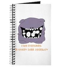 Monsters in every doorway Journal