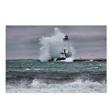 ludington 3 Postcards (Package of 8)