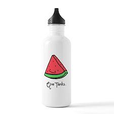 Watermelon-png Water Bottle