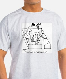 4664_lab_cartoon T-Shirt