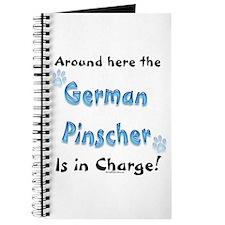 German Pinschers Charge Journal