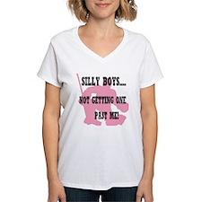 Silly Boys.... Shirt