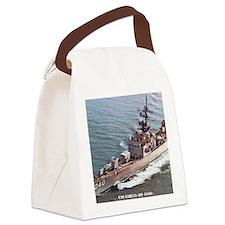 garcia de framed panel print Canvas Lunch Bag