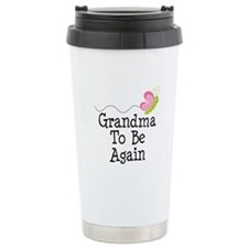Grandma To Be again Travel Mug
