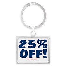 25% OFF - CHEAP AT HALF THE PRI Landscape Keychain