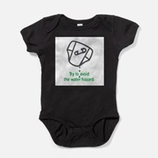 Golf - Hazard - Infant Bodysuit (Green) Body Suit