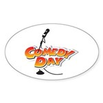 Comedy Day! Sticker