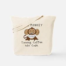 codemonkey-cafepress Tote Bag