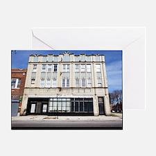 12Nov11_West Englewood_109-POSTER Greeting Card