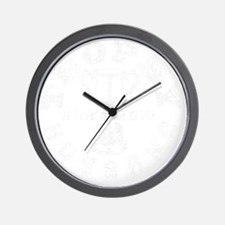 Trophy Husband Since 2012 wht Wall Clock