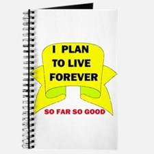 LIVE FOREVER Journal