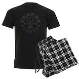 Trophy husband Men's Pajamas Dark