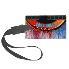 Easy Does It Luggage Tag