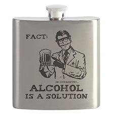 alcoholisasolution Flask