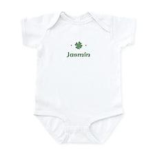 """Shamrock - Jasmin"" Infant Bodysuit"