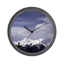 Colorado Rocky Mountains 7-ALT Wall Clock