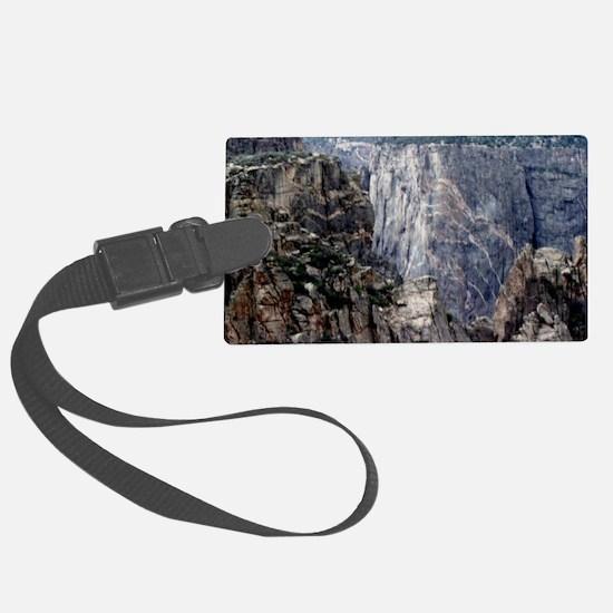 Colorado Black Canyon 2 Luggage Tag