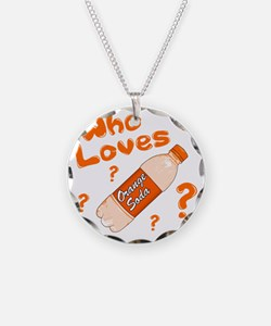 Who-Loves-Orange-Soda Necklace