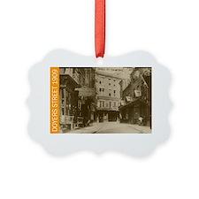 Doyers Street 1909 Ornament