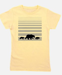 grizzlybag Girl's Tee